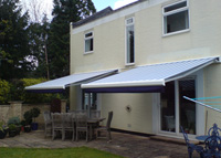 Privacy Screens Amp Windbreaks London A25 Awnings